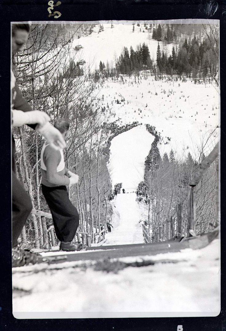 Michigan alger county trenary - Opening Of Planica Ski Jumping Site By Gjuro Janekovic