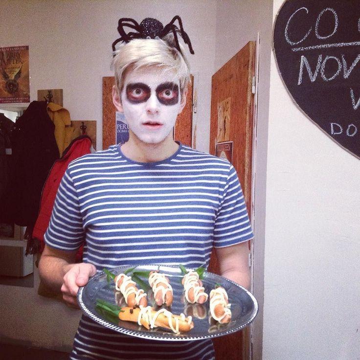 Halloween v Perfect worldu vyvrcholí sobotním dýňováním a nedělním Haary Potterem 8 :)