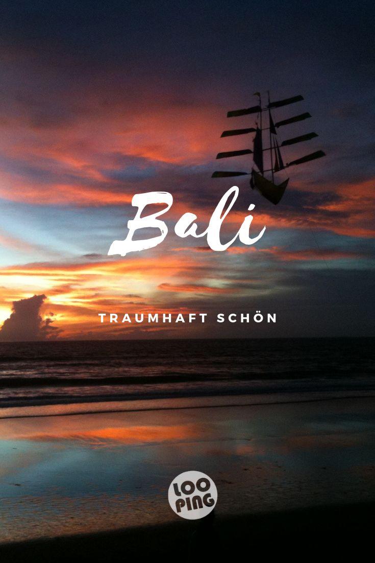 Bali, nirgendwo geht die Sonne besser unter.   – Reiseziel Bali.