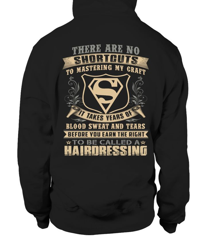 HAIRDRESSING APPRENTICESHIP Cool Gifts JobTitle