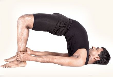 yoga poses for flexibility  bridge pose  yoga poses for