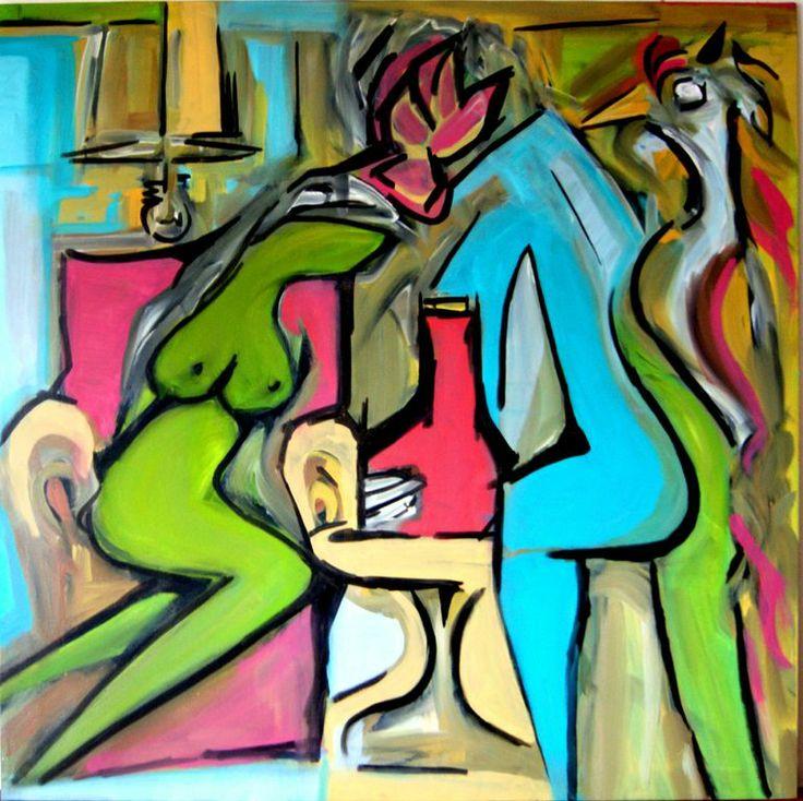 color love passion art