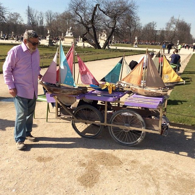 POETRY. He makes them and rents them to kids for the #JardindeTuileries pond #PFW ...   Use Instagram online! Websta is the Best Instagram Web Viewer!