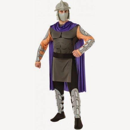 Disfraz Shredder Tortugas Ninjas   Cosplays Blog