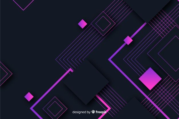 Download Gradient Geometric Shapes Background For Free Vetores Free