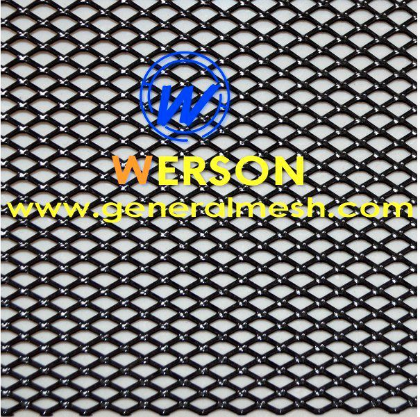Universal Black Aluminium Racing Race Honeycomb Mesh Grille Mesh 100 X 30cm Aperture 12x6 Mm Color Black Material Al Car Tuning Aluminium Custom Grill