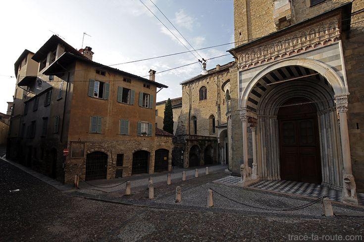Porte des Lions Blancs (Porta dei Leoni Bianchi) Basilique Santa Maria Maggiore…