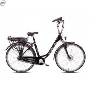 Vogue Premium Black - Elektrisk Sykkel