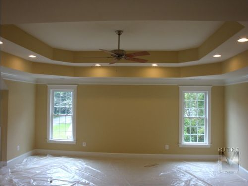 Bedroom Or Living Room Windows For The Home Pinterest Master Bedrooms How To Paint And Fan In
