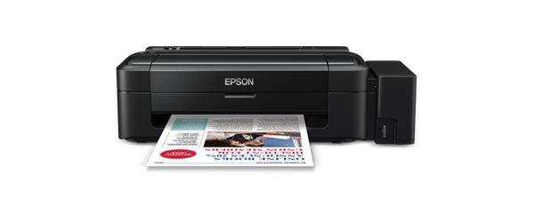 Epson L110 Driver Software