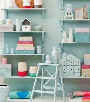 Skandinávské pastely | Nábytek a doplňky vybrané stylistkami Westwing