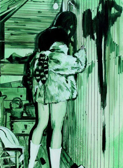 Sara-Vide Ericson, 'Night Vision ,' 2015, V1 Gallery