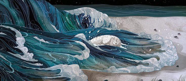 Le Chant de la Mer : conte de Noel pour les petits et les grands | frenchtouch2