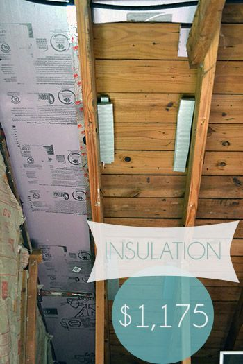 The 25+ Best Attic Insulation Cost Ideas On Pinterest | Roof Insulation,  Finishing An Attic Space And Finishing An Attic
