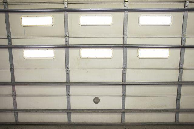 How to Lubricate an Overhead Garage Door   Hunker