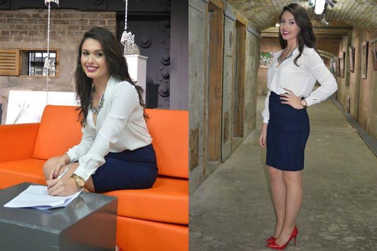 Aicha Ben Yahya Miss Gibraltar 2016 finalist