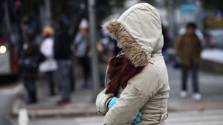 Se esperan de 0 a 5 grados Celsius en regiones altas de Tamaulipas, Querétaro, Michoacán, Ciudad de México, Morelos y Oaxaca, informó el Servicio Meteorológico Nacional; en otros 15 estados ...