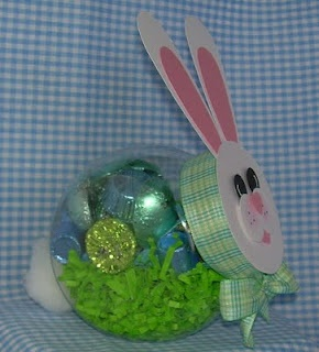 Really cute easter craft/gift.