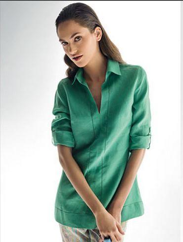nara-camicie-primavera-estate-2014-verde  #nara #clothes #abbigliamento #abbigliamentodonna #womenswear #springsummer #primaveraestate #springsummer2014 #primaveraestate2014 #moda2014 #abiti