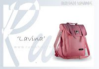 A 'tough' Lavina Product Details bags Size: 26 X 32 X 10 cm Weight Bag: GR Type 725 bags: Backpacks outside material ...