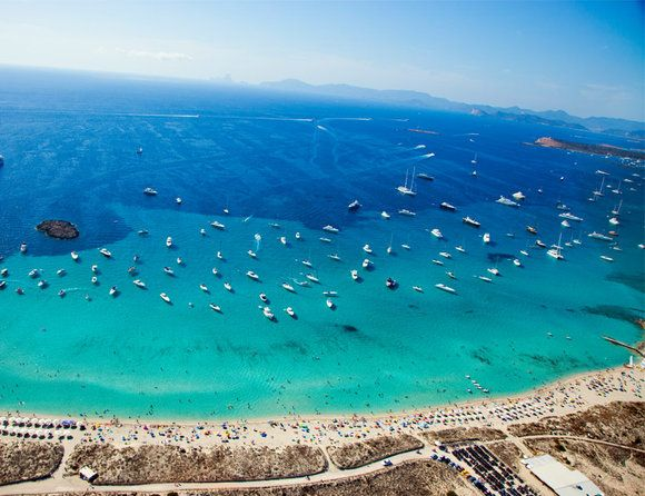 Las Salinas - Ibiza