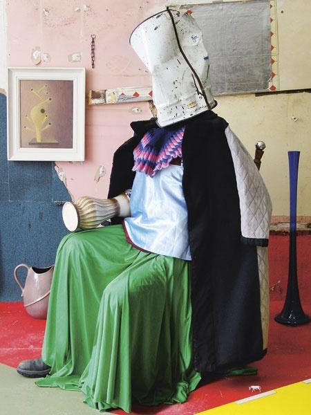 "Thorsten Brinkmann: Post-Dada-Objet-Trouvé Portraits,""Still Life,"" #crafthaus: http://crafthaus.ning.com/profiles/blogs/thorsten-brinkmann-still-life"