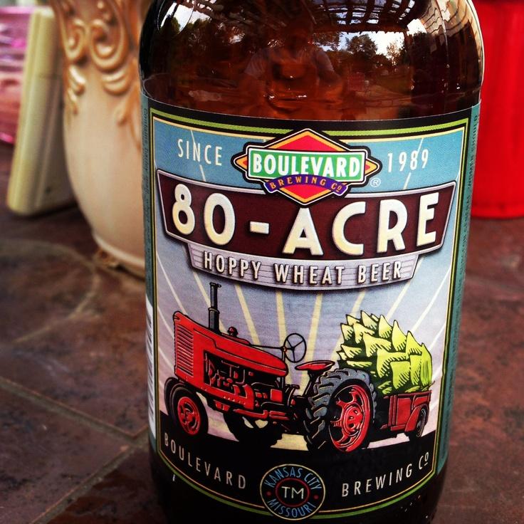 80 acre by boulevard beer