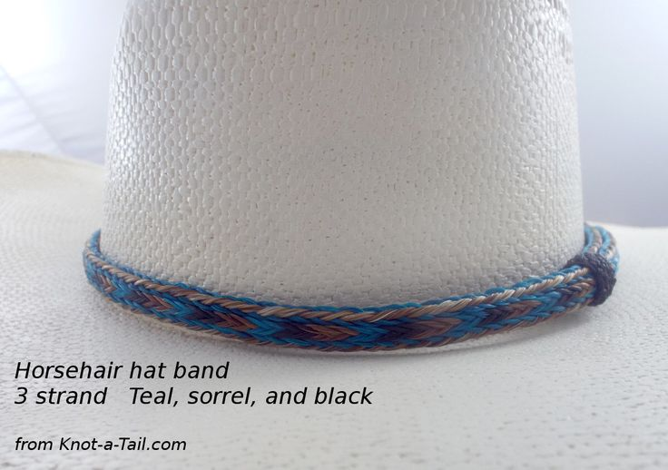 A personal favorite from my Etsy shop https://www.etsy.com/listing/384584434/horsehair-hat-band-elegant-cowboy-hat