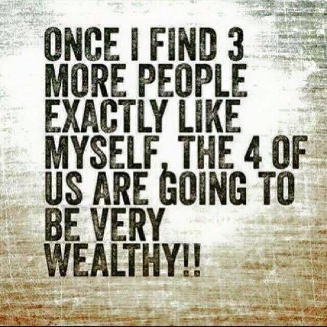 The four of us are going to be very wealthy!! #slimroastinmycup #weightloss #12in24 #valentus www.valentusmovie.com/tannia71