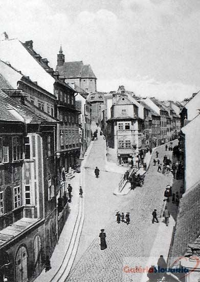 stara zidovska ulica - Bratislavsky kraj » Okres Bratislava » Bratislava - Staré Mesto