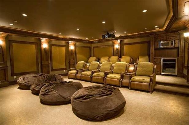 1000 ideas about theater seating on pinterest home - Home theater stadium seating design ...