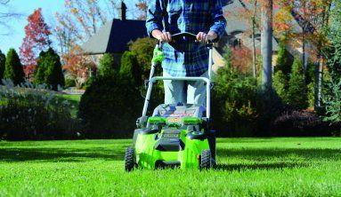 Reel or Engine Powered Lawn Mowers are both still excellent for mowing your lawn.
