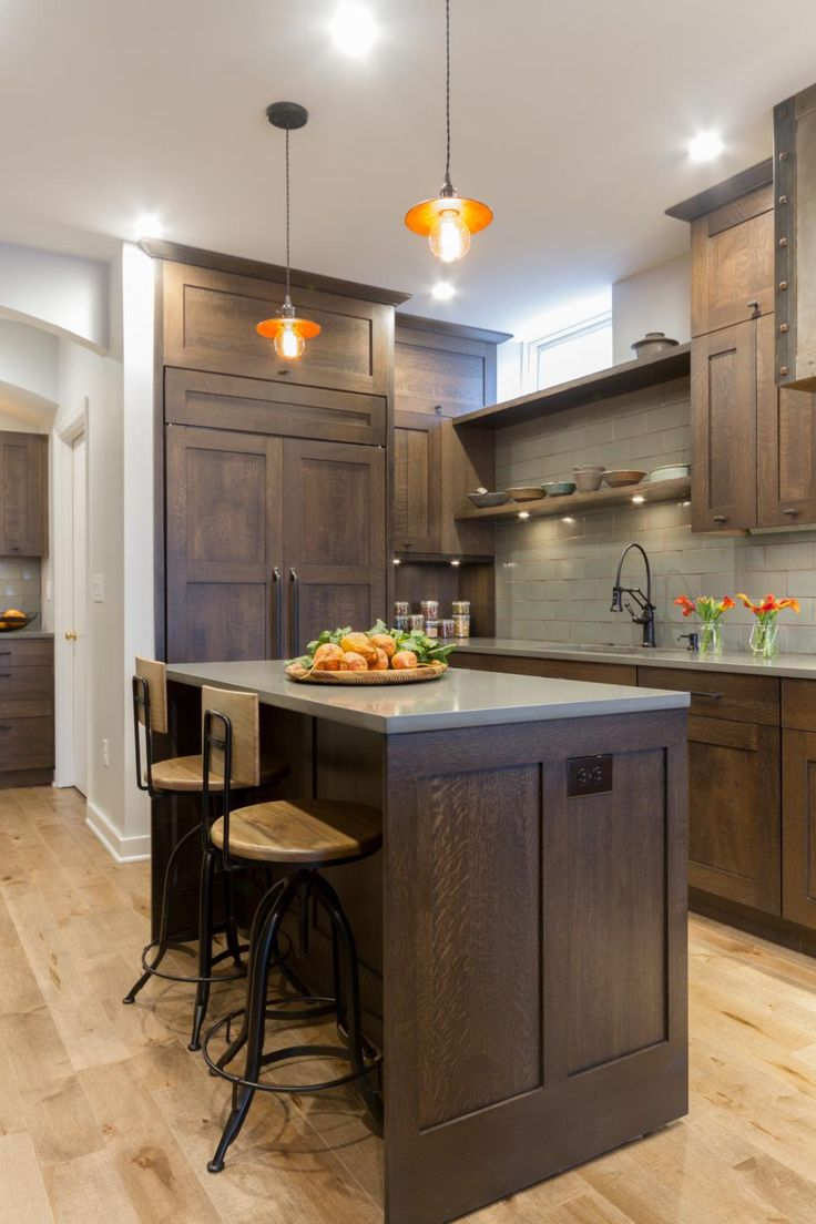 Two can dine at this charming kitchen island Matching