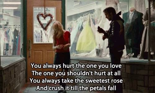 Blue Valentine - one of my favourite scenes of all time. Love this film.