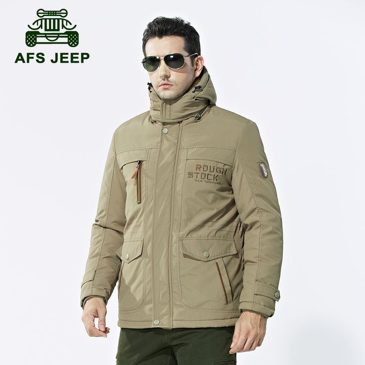 (117.76$)  Watch now - http://aisig.worlditems.win/all/product.php?id=32780935546 - 2017 Keep warm parka men thick Winter jacket for men high quality brand afs jeep jacket mens fur parka plus size L-6XL
