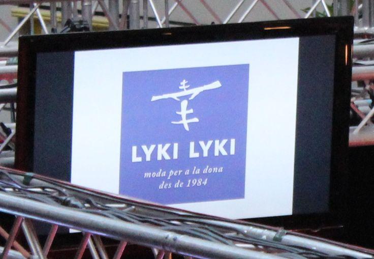 Cartel de presentación de Lyki Lyki
