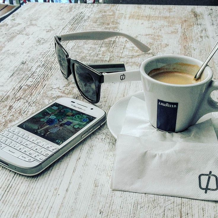 #inst10 #ReGram @micic127: #wayfarer #lavazza #blackberryq10 #blackberry #iloveblackberry #blackberry10 #BlackBerryClubs #BlackBerryPhotos #BBer #BlackBerry