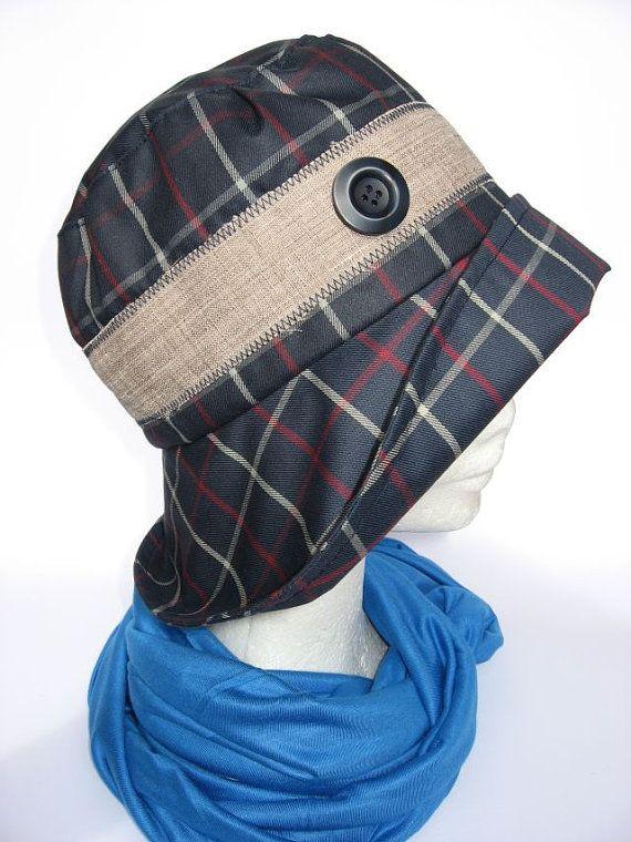 cappello per la pioggia women rain hat chapeaux di Janecolori
