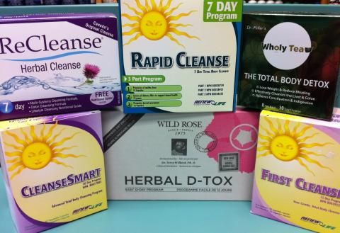 How Toxic Are You | Sunrise Health Foods