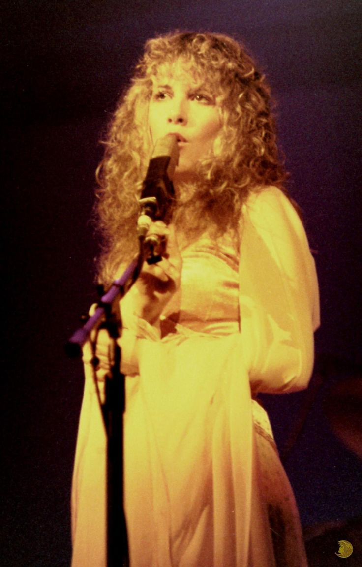 Stevie Nicks, Tusk Tour, 1980, © Sheila T. Johnson