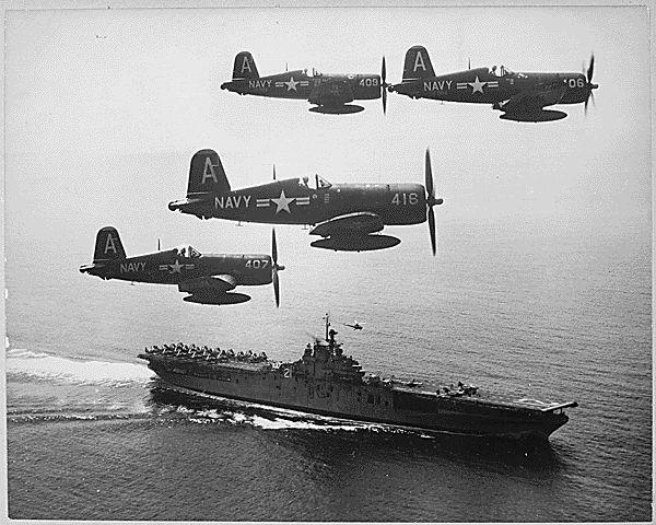 "Greg ""Pappy"" Boyington VMF 214 :: USMC VMF 214 Blacksheep Squadron CO from September 12 1943 to Jannuary 3 1944"