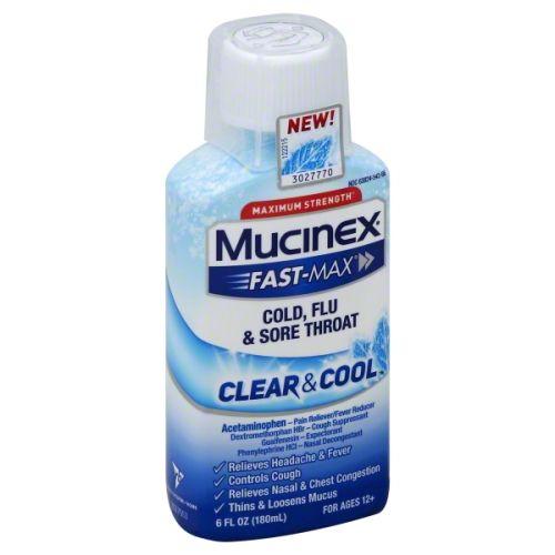 #MucinexFastMax #freesample #smiley360 #ad