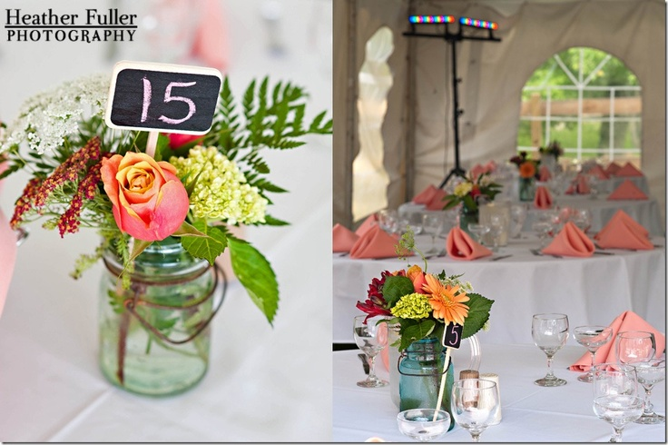 Wedding Reception Table Numbers Ideas Google Search