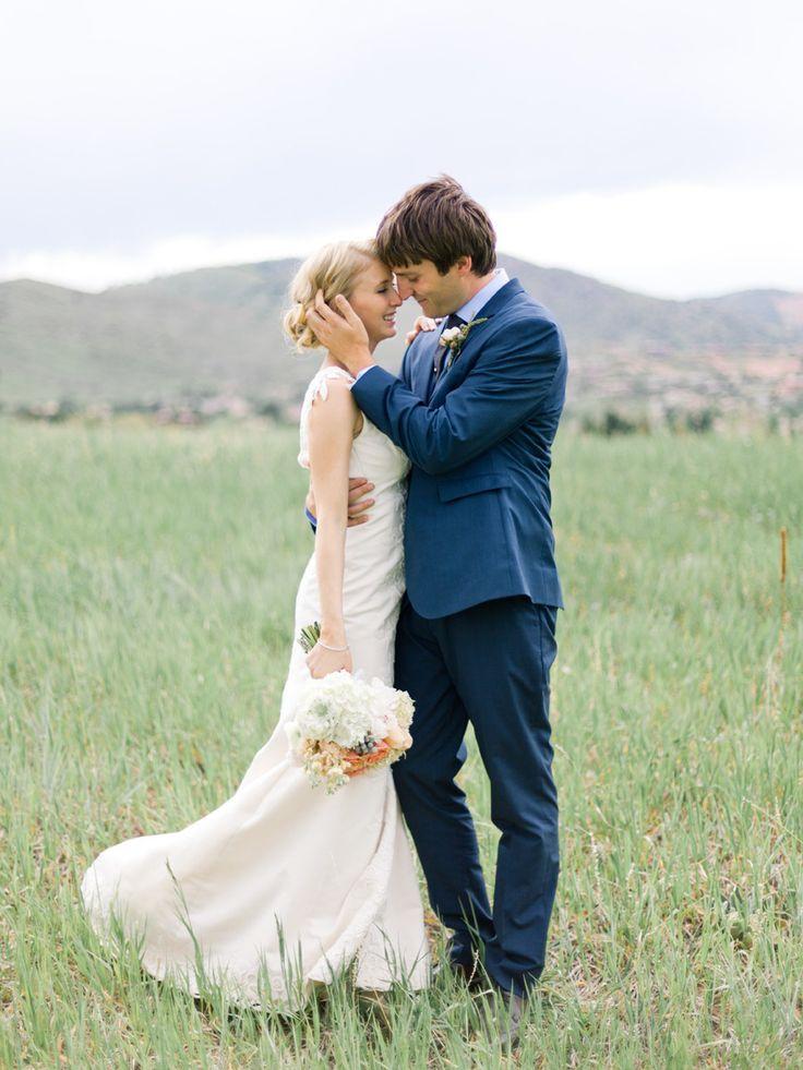 Colorado love #couple #wedding | Photography: http://brumleyandwells.com/