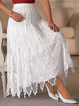 Crochet Pineapple Skirt ~ I want the pattern for this!!!