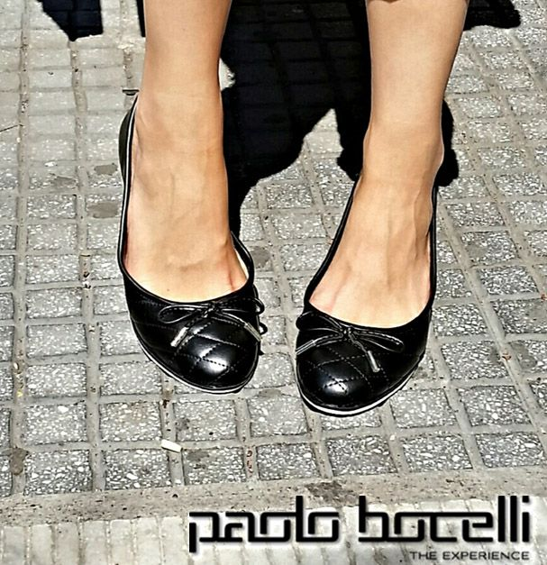 μπαλαρίνες καπιτονέ 20,00€ shop now @ https://goo.gl/0F9Ynv ‪#‎paolobocelli‬ ‪#‎shoes‬ www.paolobocelli.com