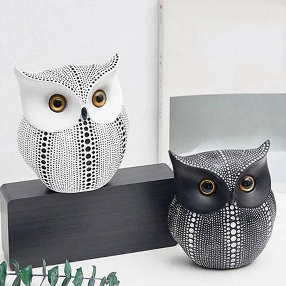 10+ Stunning Owl Decor For Living Room