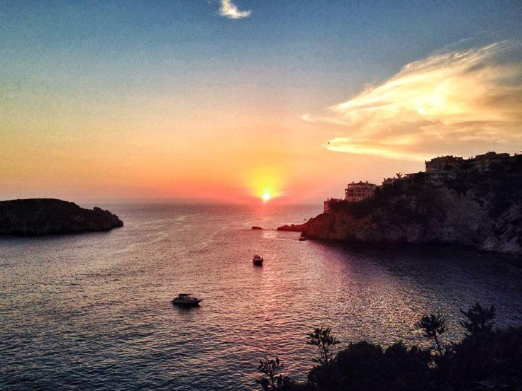Sunset in El Toro (Pic by Jamie Nugent) #Mallorca