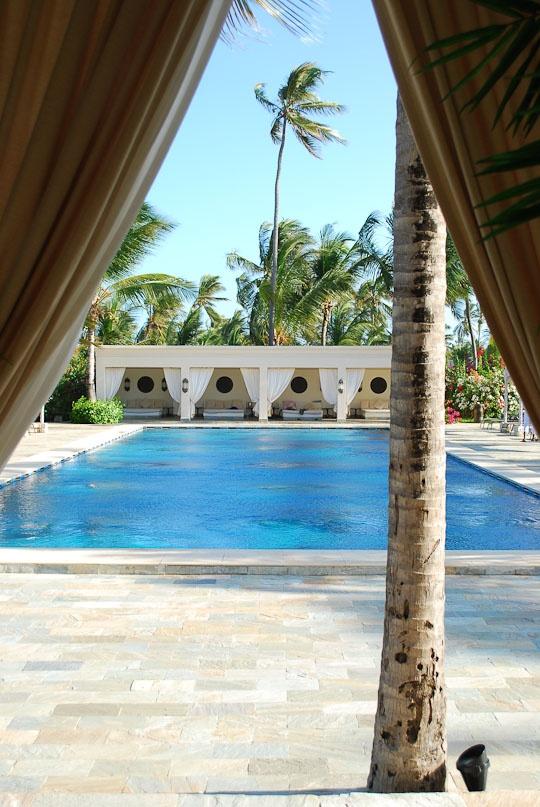 In 2012, my family vacation was to this beautiful place; Baraza in Zanzibar, Tanzania.