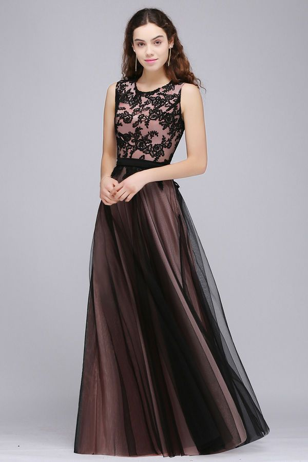 11a3908e686 Ever-Pretty Sleeveless Lace Long Bridesmaid Dress Cocktail Formal Gown 07545  Long Bridesmaid Lace